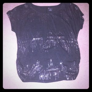 Beautiful sequined top